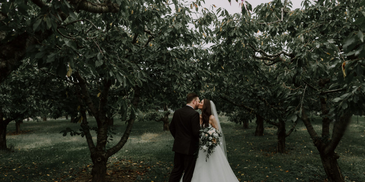 Kurtz Orchard Gracewood Estates Wedding
